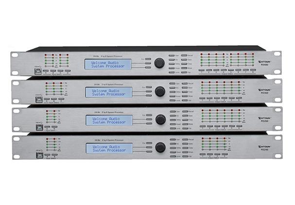 数字处理器(PD系列)PD480/PD360/PD260/PD240  DIGITAL PROCESSOR