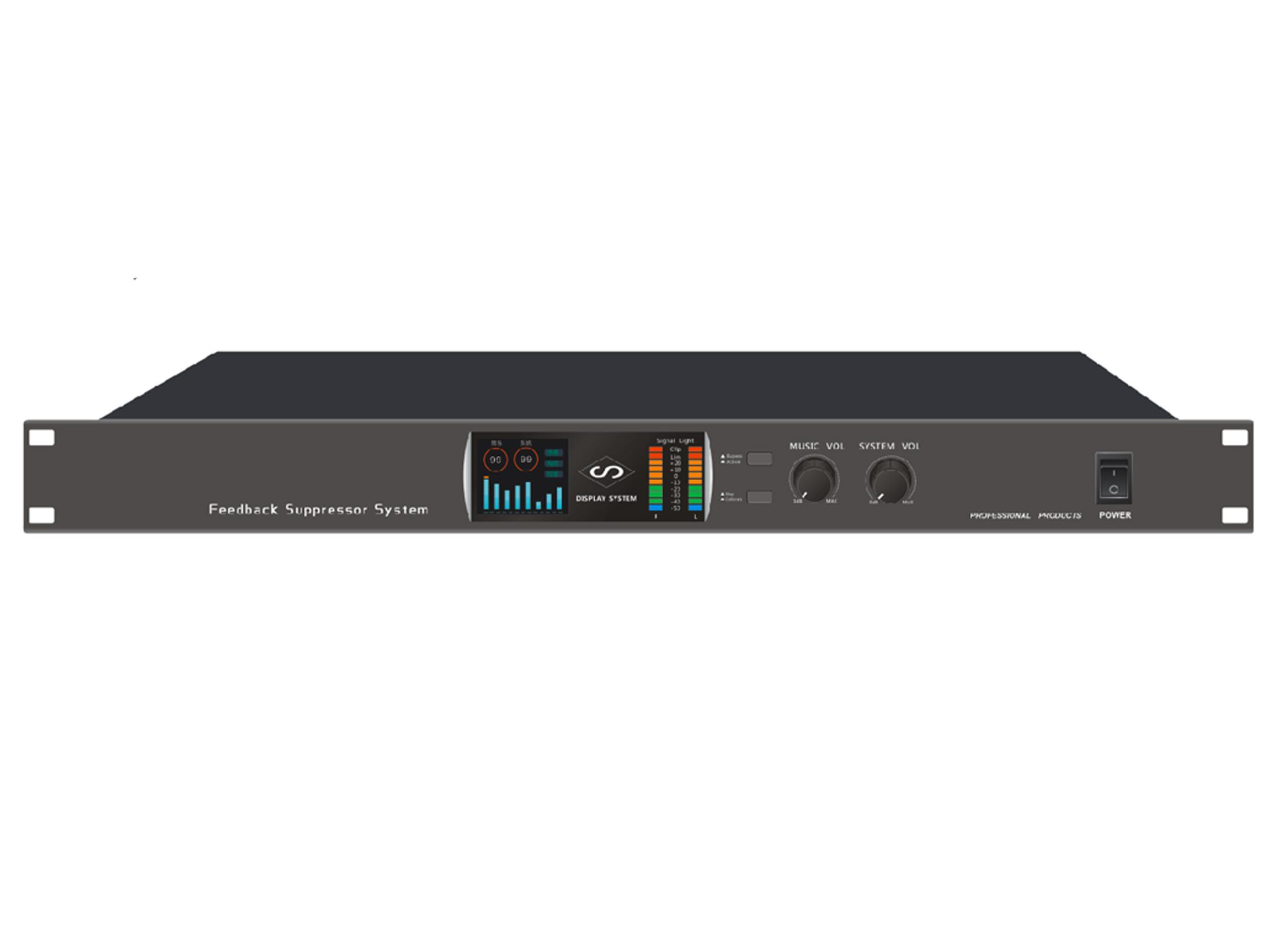 AFS6  数字反馈抑制器  DIGITAL FEEDBACK  SUPPRESSOR
